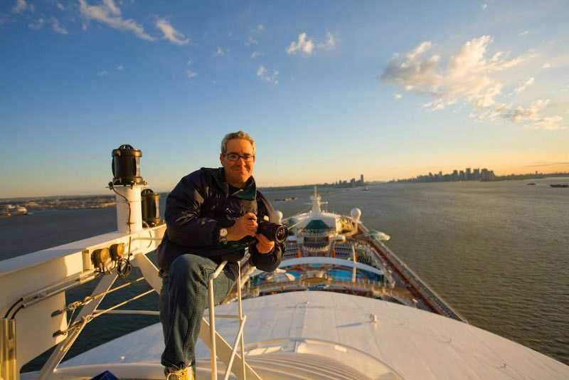 WHAT THEY'RE SAYING: Maritime & Marine Photography