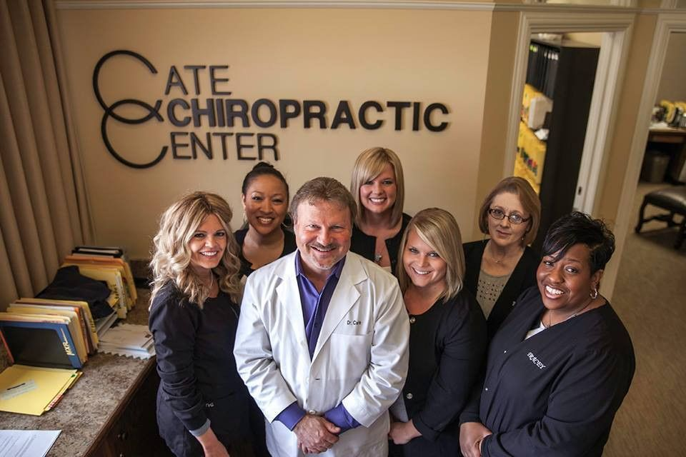 Tulsa World - Daily Deals Tulsa.com: Cate Chiropractic Center 50% OFF!