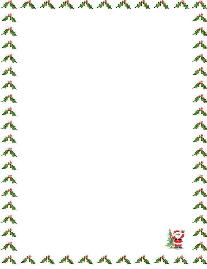 letter border templates 1000 x 1320 151 kb jpeg santa border 600 ...