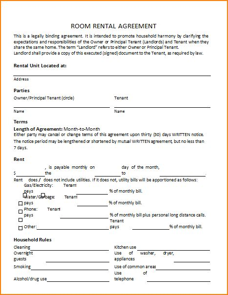 12+ house rental agreement template | bibliography format
