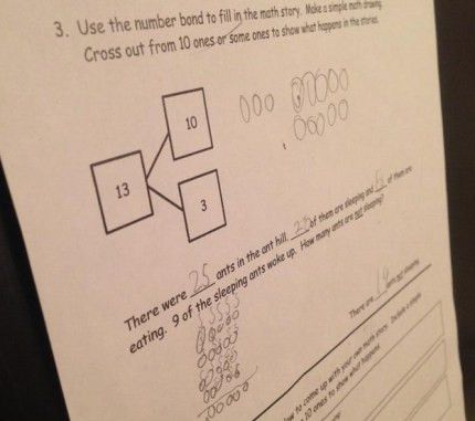 Just try to decipher this unintelligible Common Core math question ...