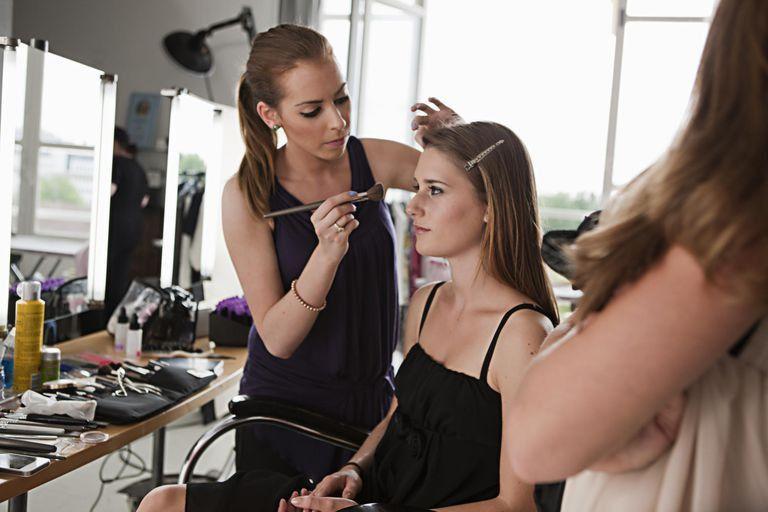 Film and TV Careers - Movie Makeup Artist