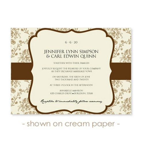 30+ Free Wedding Invitations Templates | Invitation templates ...