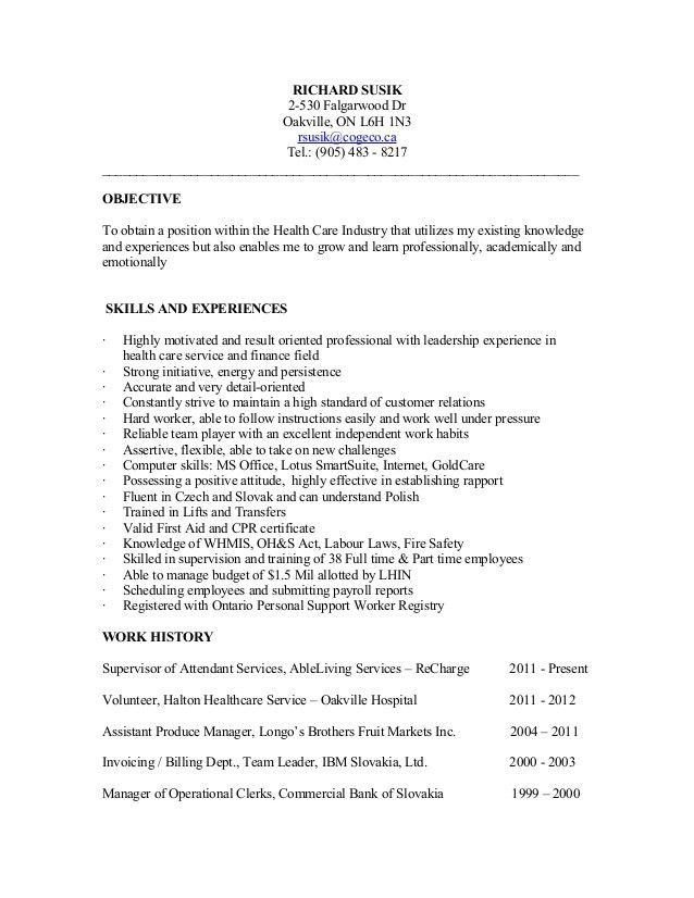 28+ Psw Resume Sample | New Psw Resume July 2015,Accreditation ...