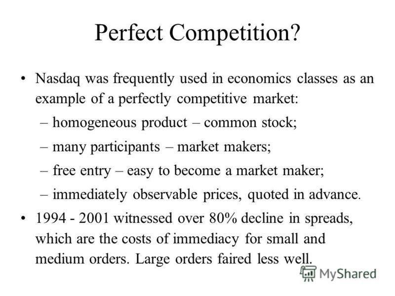 "Презентация на тему: ""Lecture 5 Secondary Equity Markets – III ..."