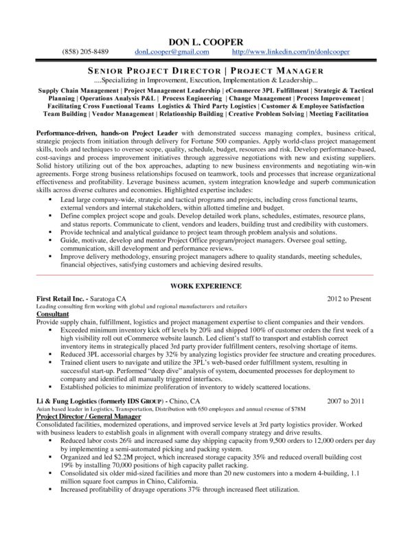 Effective Business Product Manager Resume Sample and Packaging ...