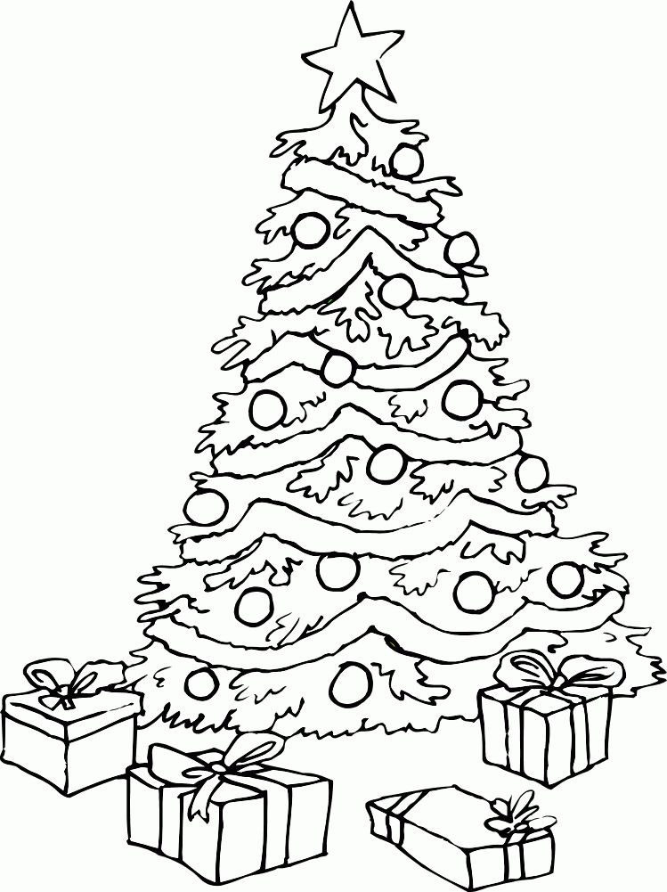 ornaments christmas color page holiday coloring pages color plate ...