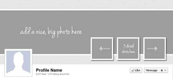 Free Facebook Timeline Cover Art Templates |