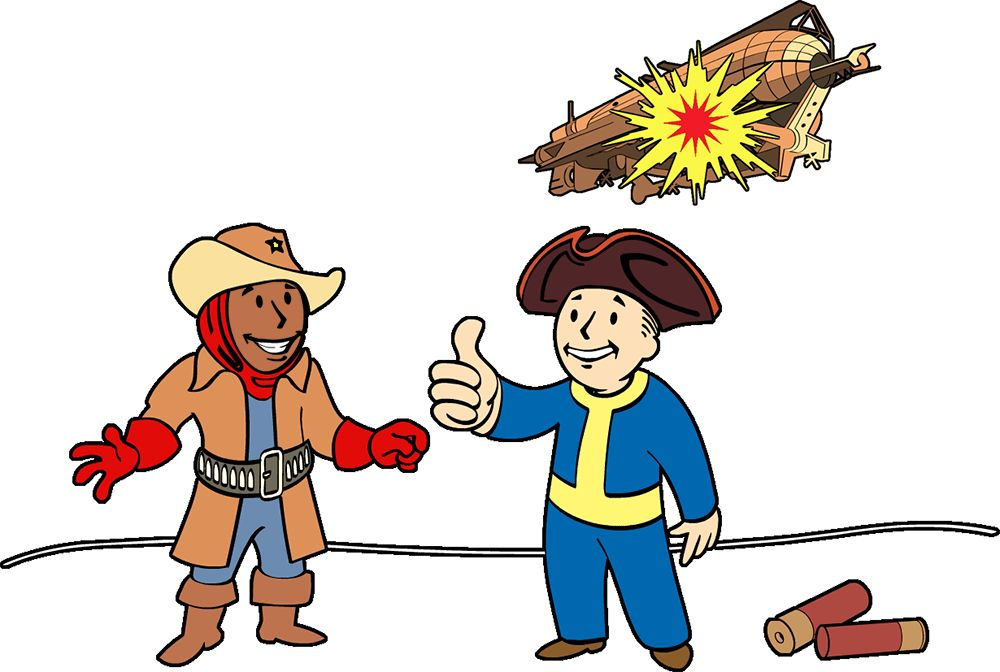 With Our Powers Combined | Fallout Wiki | FANDOM powered by Wikia