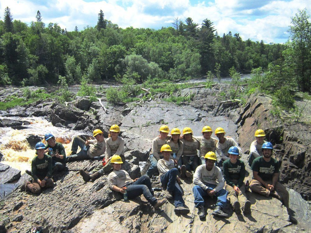 Summer Youth Corps — Conservation Corps Minnesota & Iowa