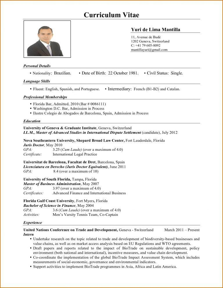 Interesting Inspiration Language Skills Resume 12 - CV Resume Ideas