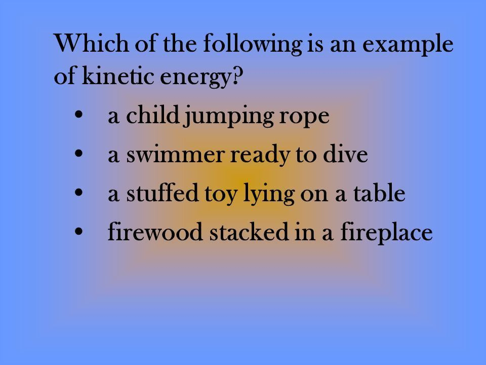 Kinetic & Potential Energy - ppt video online download