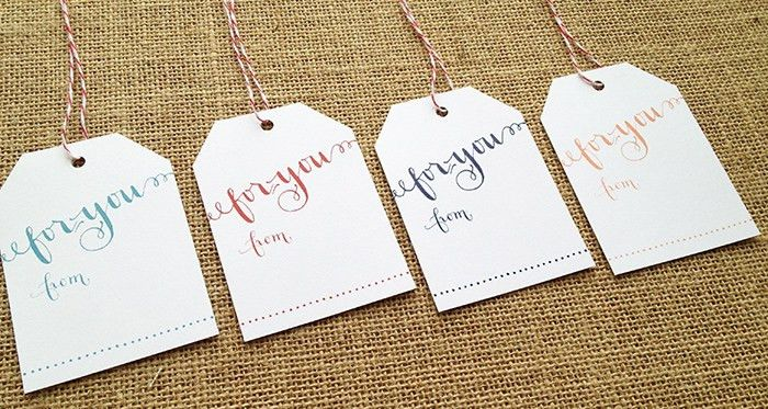 free printable gift tag templates Archives | Design Corral