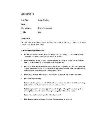 sample pdf. secretary job description sample cover letter church ...