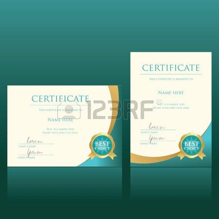 Award Certificate Stock Photos. Royalty Free Award Certificate ...