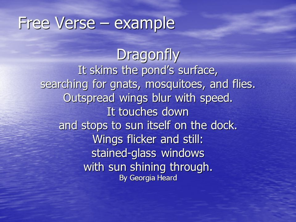Poetry. - ppt video online download