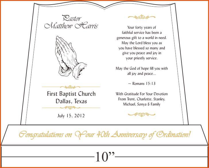 7+ church anniversary program templateMemo Templates Word | Memo ...