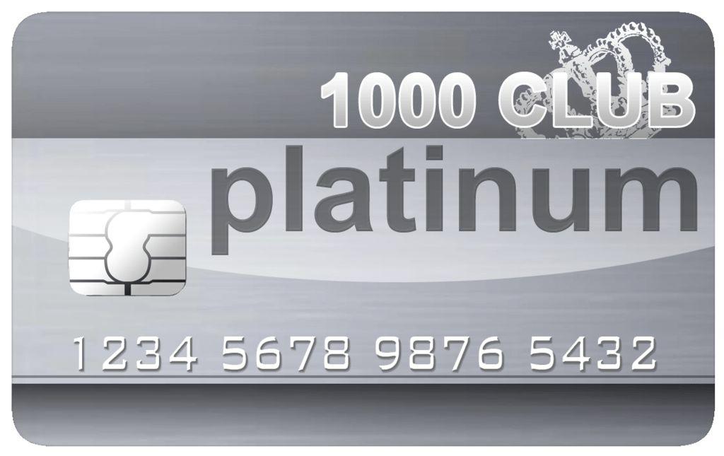 Platinum Card Design 1000 Club by jaxen13 on DeviantArt