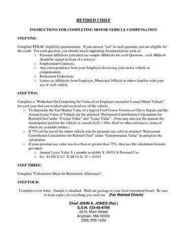 Affidavit Letter Format - Best Template Collection