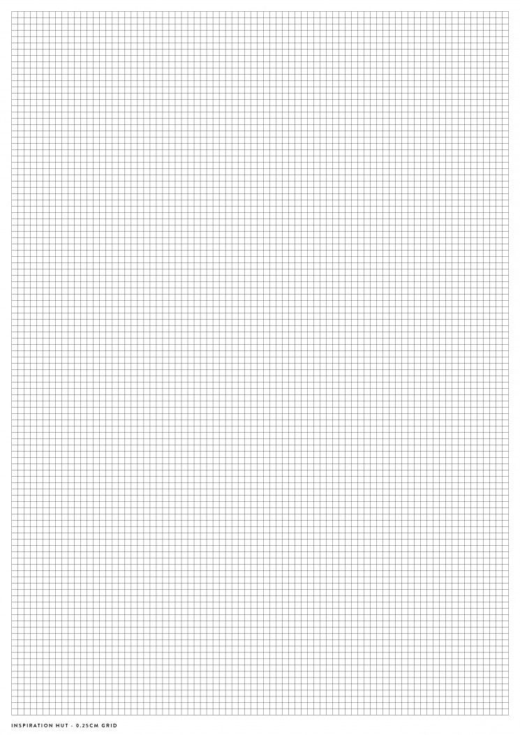 Printable Graph / Grid Paper PDF Templates | Printable paper ...