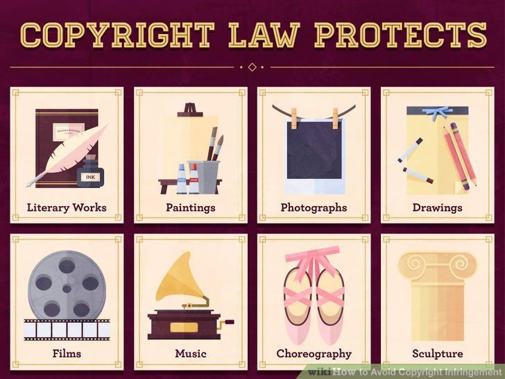 How to Avoid Copyright Infringement | Artprise.ru // The art of ...