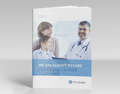 The 25+ best Medical brochure ideas on Pinterest | Medical design ...