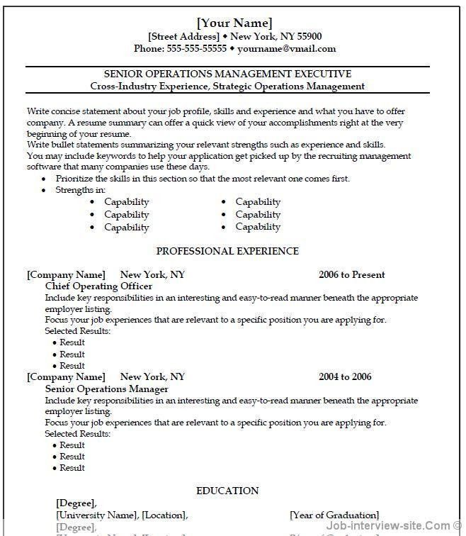 Current Resume Examples. Current College Student Resume Examples ...