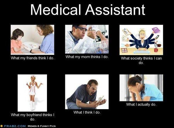 medical assistant | Medical assistant | Pinterest | Medical ...