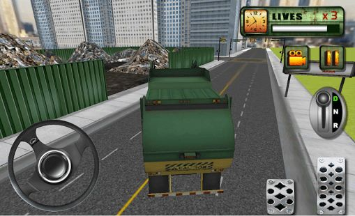 Garbage Truck Driver - Android Apps on Google Play