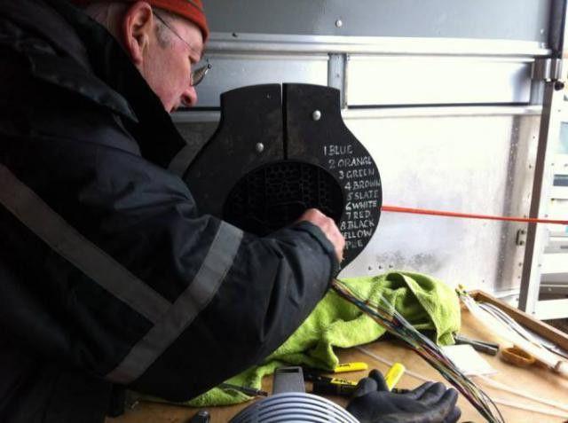 Lancashire village's broadband speeds Wray ahead of the rest of ...