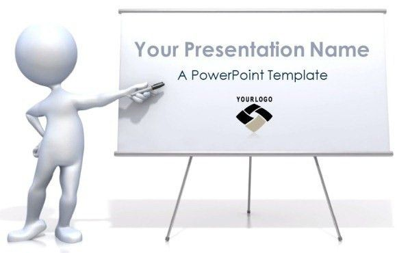 Animated Powerpoint Template | Template Idea
