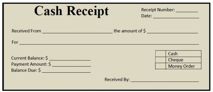 How can I issue receipt to client? - Manager Forum