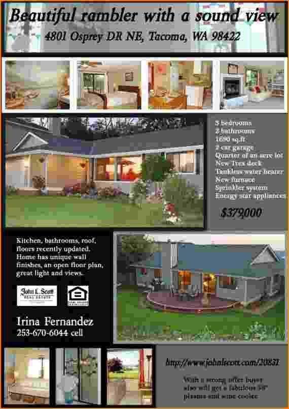10+ house for sale flyer | bibliography format