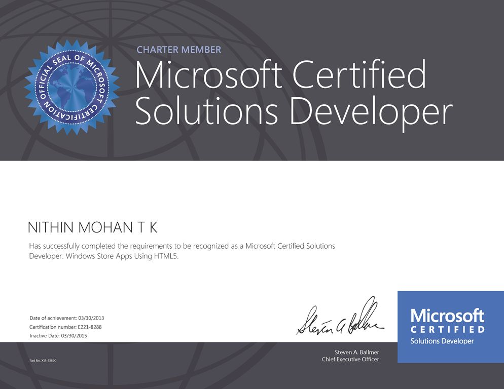 Microsoft Certification–Changes in Certificate Templates ...
