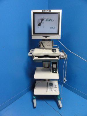 Used NATUS ALGO 5 Newborn Hearing Screener For Sale - DOTmed ...