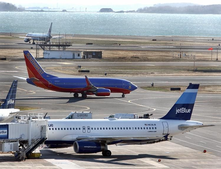 JetBlue, Delta workers busted in Logan drug-money smuggling - NY ...