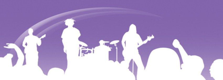 Purple Concert Tickets | by FreshTix Ticket Printing