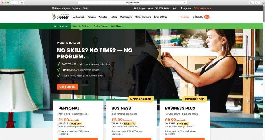 10 of the best website building tools to help you get online ...