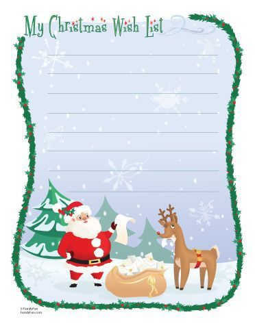 10 best Letters from Santa images on Pinterest | Letter from santa ...