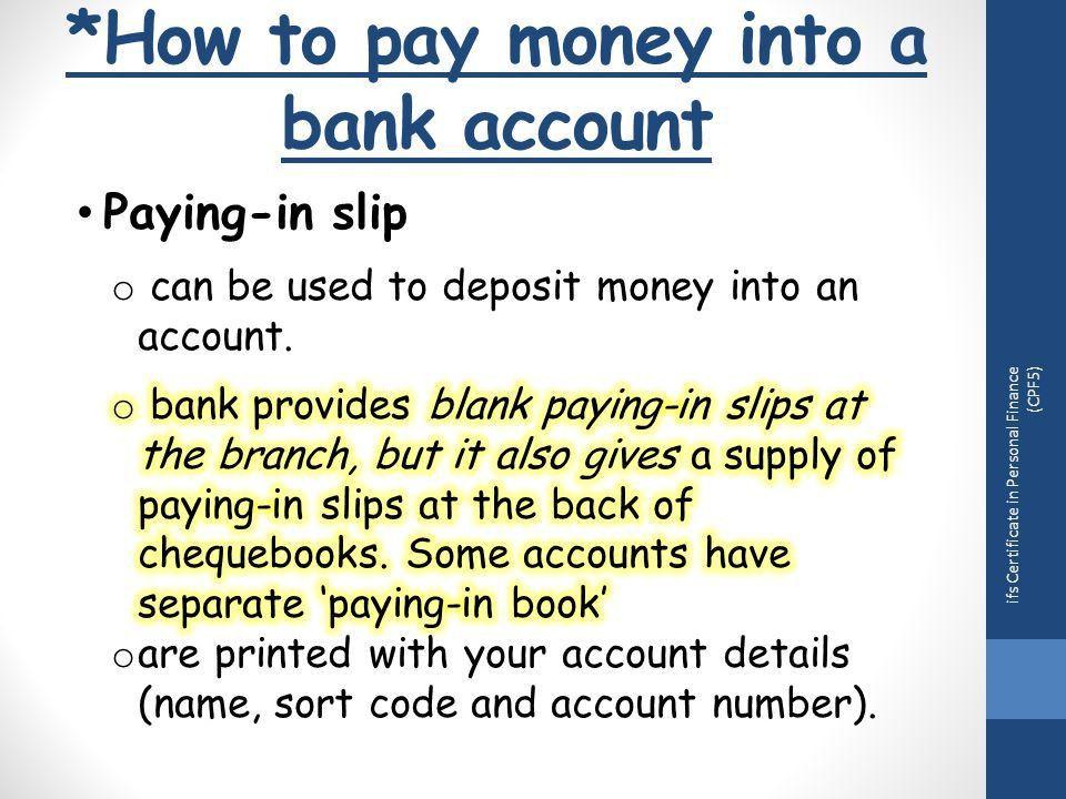 Pay In Slips [Template.billybullock.us ]