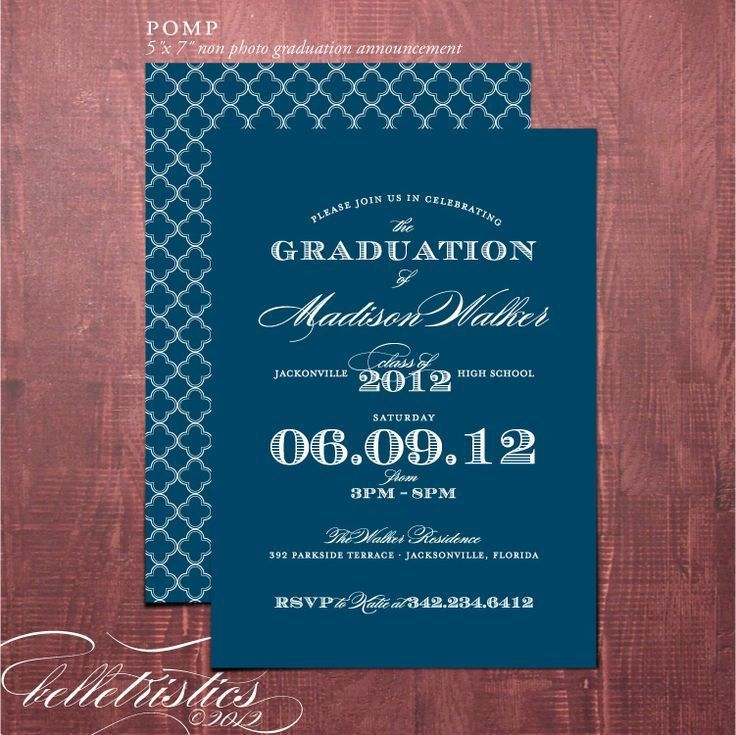 12 best stationary images on Pinterest | Graduation announcements ...