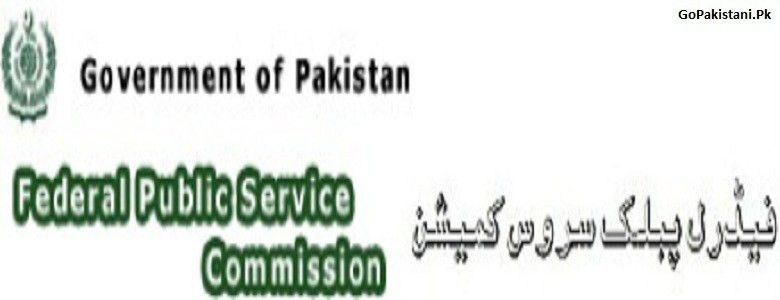Statistical Assistant Job In Federal Public Service Commission ...
