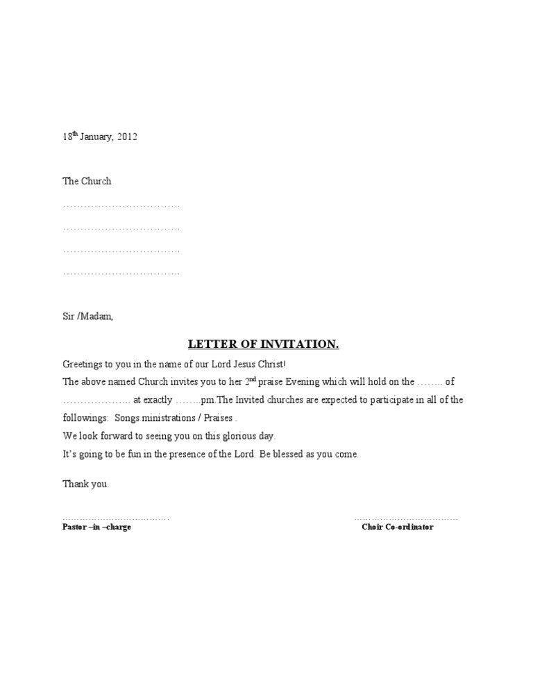 Sample Concert Program. Sponsorship Letter Template 02 40+ ...