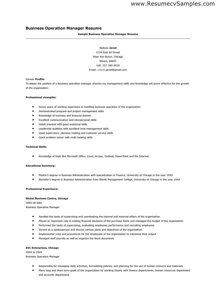 it manager resume sample free skillful design manager resume. make ...