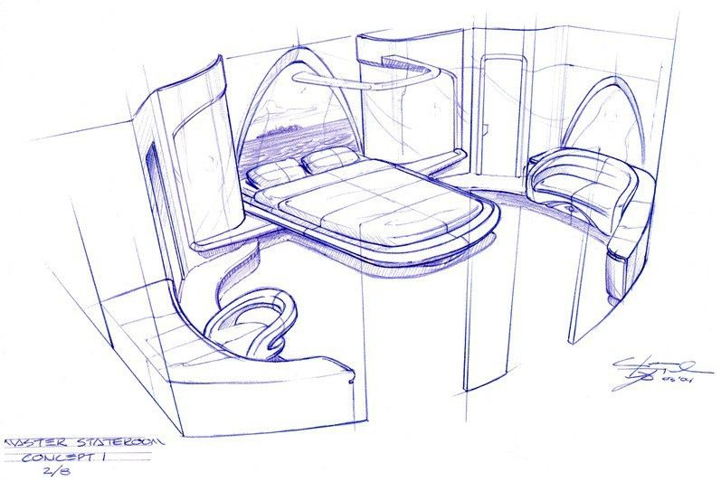 Herbal Healing Center Architecture Concept Design Project Arch ...