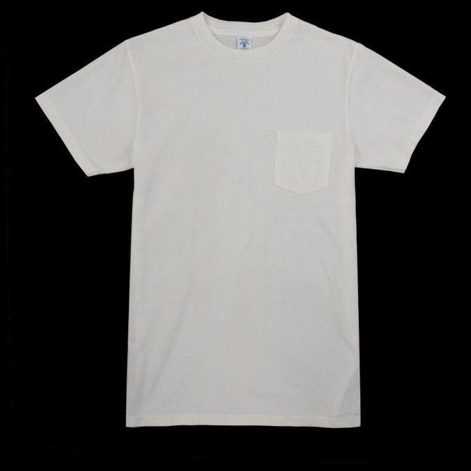 UNIONMADE - Velva Sheen - 2 Pack Short Sleeve Cotton Pocket Tee in ...