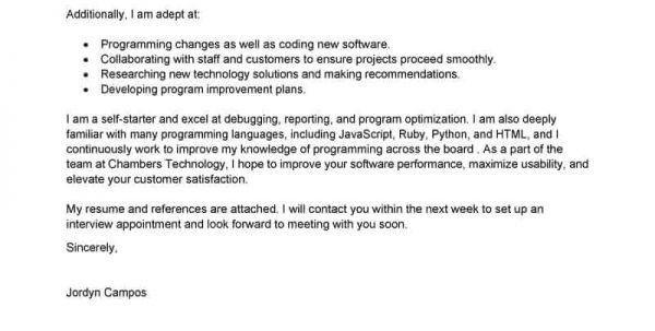Sample cover letter resume help desk