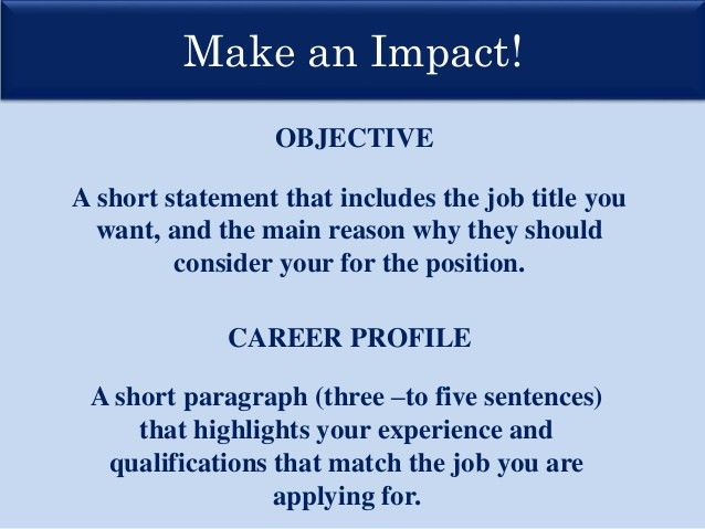 resume objective examples for career change accounting samples ...