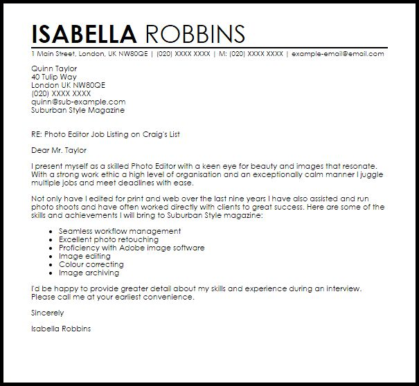 executive editor cover letter wine label template word resume ...