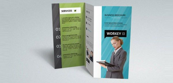 Tri Fold Brochure Template – 45+ Free Word, PDF, PSD, EPS ...